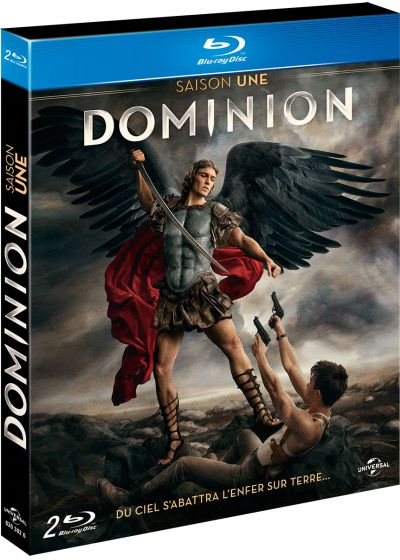 Dominion - Saison 1 - Blu-ray