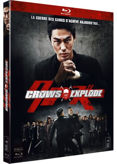 Crows Explode - Blu-ray