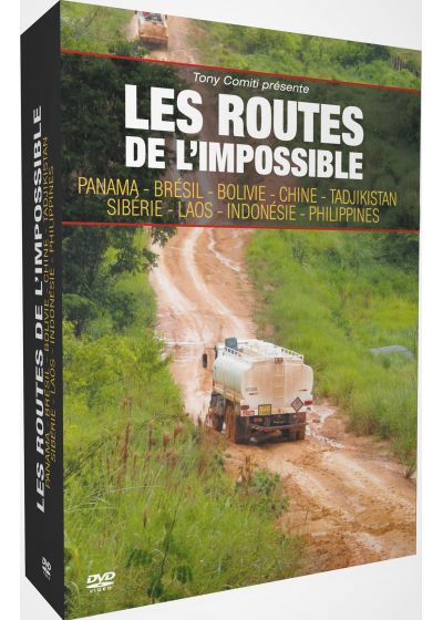Les Routes de l'Impossible - Coffret 2 - DVD