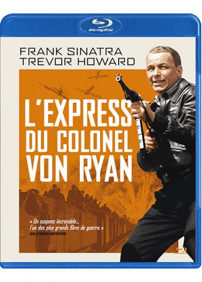 L'Express du colonel Von Ryan - Blu-ray
