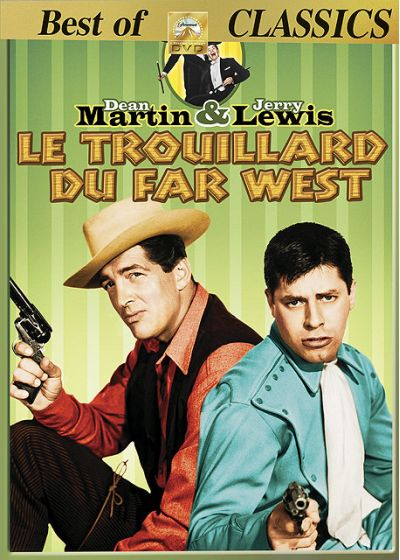 Le Trouillard du Far West - DVD