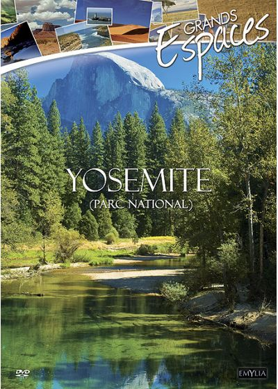Grands espaces : Yosemite (Parc national) - DVD