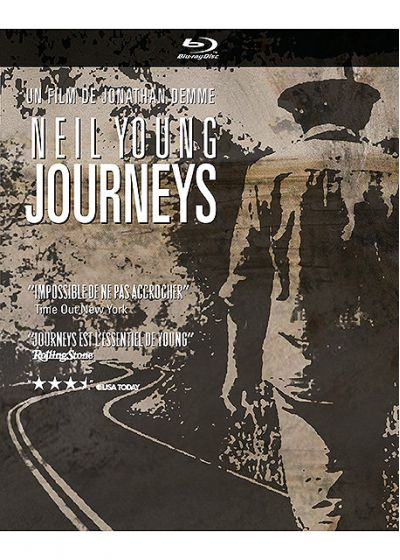 Neil Young Journeys - Blu-ray