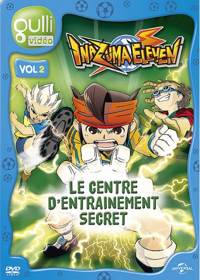 Inazuma Eleven - Vol. 2 - Le centre d'entraînement secret - DVD
