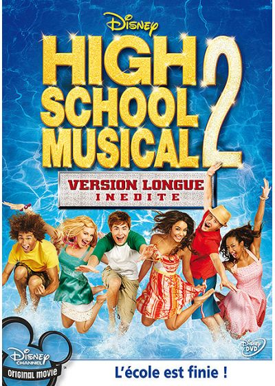 High School Musical 2 - DVD
