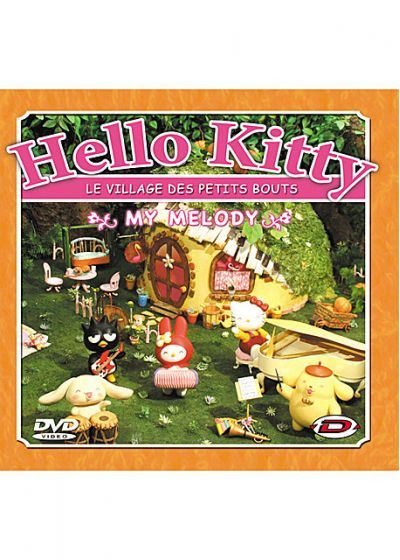Hello Kitty - Le village des petits bouts - Vol. 1 - DVD