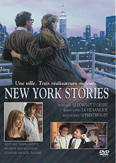 New York Stories - DVD
