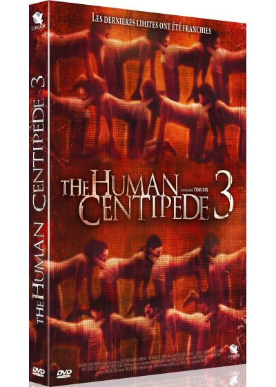 The Human Centipede 3 - DVD
