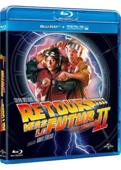 Retour vers le futur II (Blu-ray + Copie digitale) - Blu-ray
