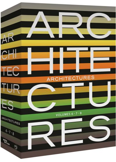 Architectures - Volumes 6 - 7 - 8 - DVD