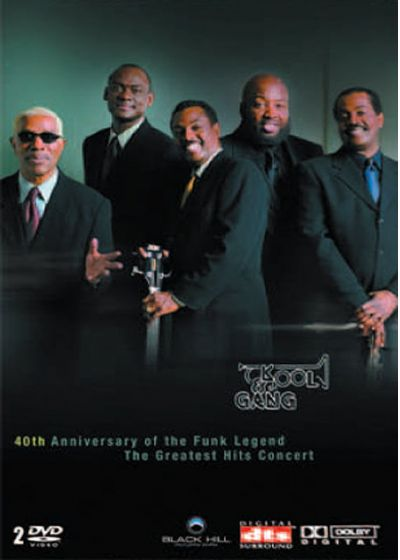Kool & the Gang - 40th Anniversary of the Funk Legend - The Greatest Hits Concert - DVD