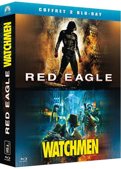 Red Eagle + Watchmen - Les gardiens (Pack) - Blu-ray