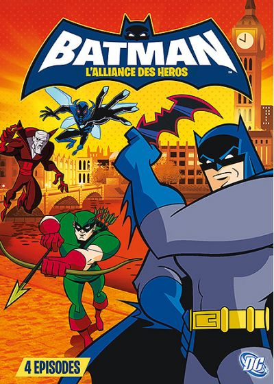 Batman : L'alliance des héros - Volume 2 - DVD