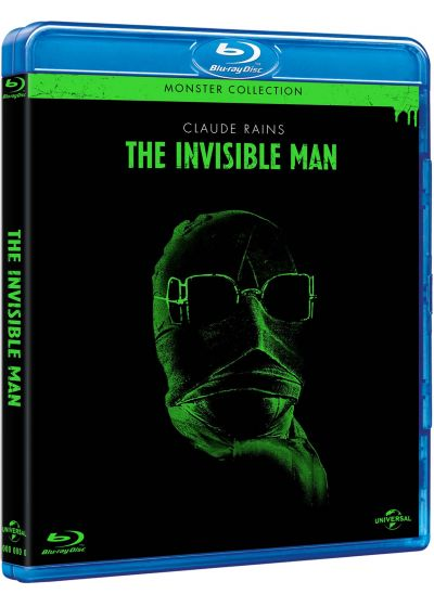 L'Homme invisible - Blu-ray