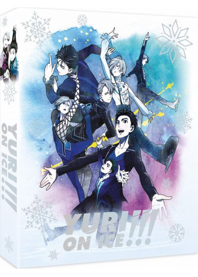 Yuri!!! on Ice - Intégrale Saison 1 (Édition Collector) - Blu-ray
