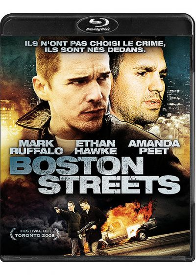 Boston Streets - Blu-ray