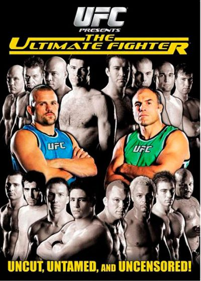 UFC : The Ultimate Fighter Season 1 - DVD
