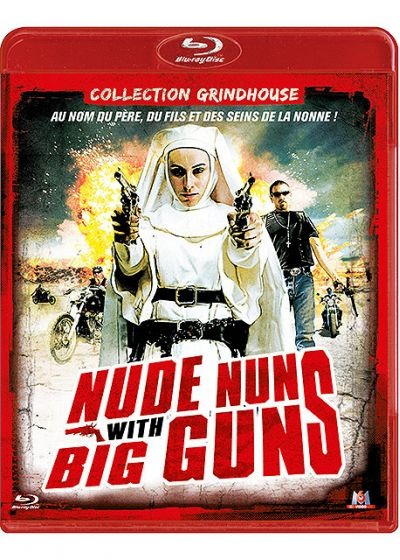 Nude Nuns with Big Guns - Blu-ray