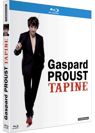 Gaspard Proust tapine - Blu-ray