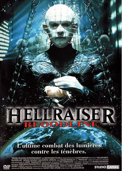 Hellraiser - Bloodline - DVD