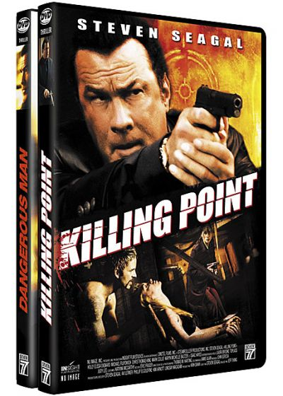 Dangerous Man + Killing Point (Pack) - DVD