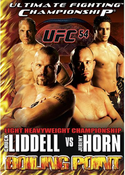 UFC 54 - Boiling Point - DVD