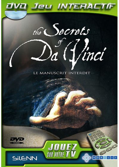 The Secrets of Da Vinci - Le manuscrit interdit (DVD Interactif) - DVD