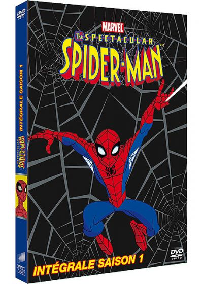The Spectacular Spider-Man - Saison 1 - DVD
