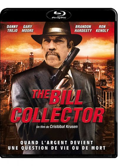 The Bill Collector - Blu-ray