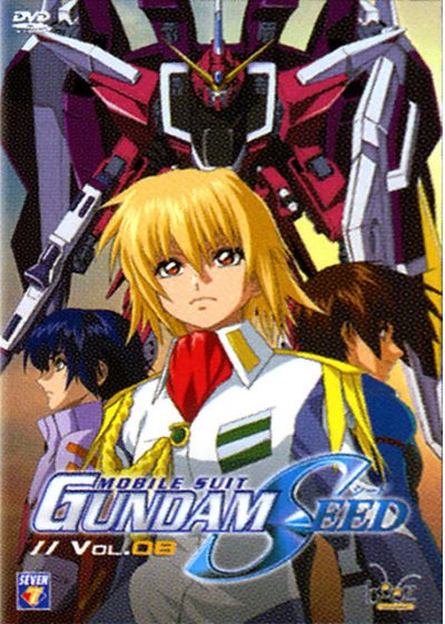 Mobile Suit Gundam Seed - Vol. 8 - DVD