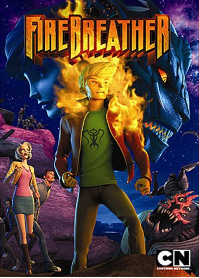 FireBreather - DVD