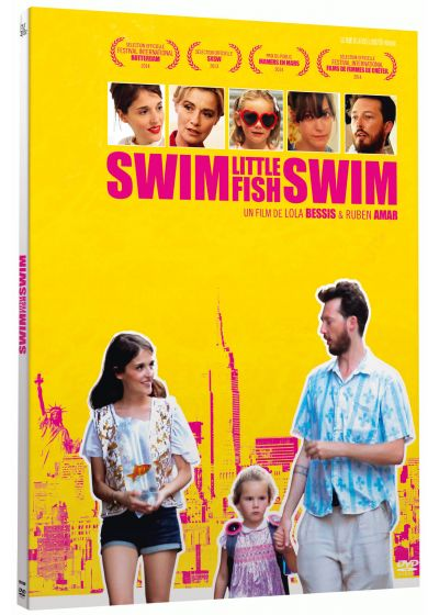 Swim Little Fish Swim - DVD