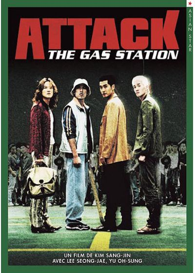 Attack of the Gas Station - DVD