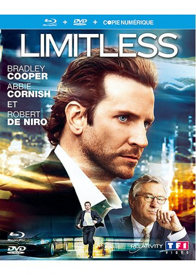 Limitless - Blu-ray