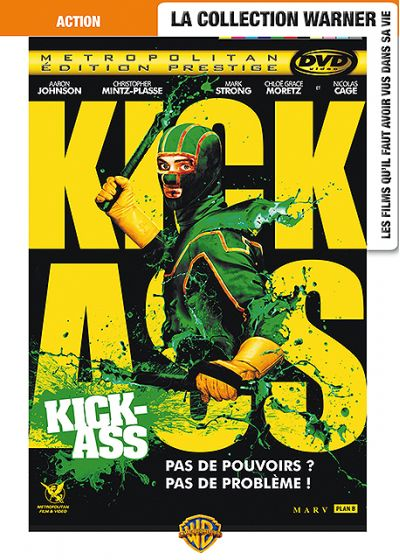 Kick-Ass - DVD