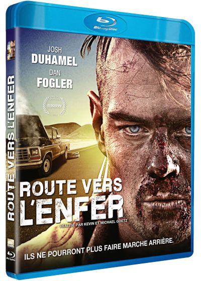Route vers l'enfer - Blu-ray