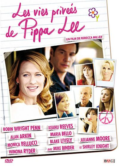 Les Vies privées de Pippa Lee - DVD