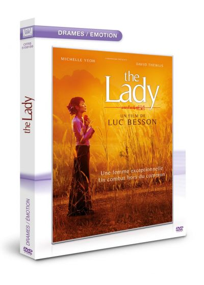 The Lady - DVD