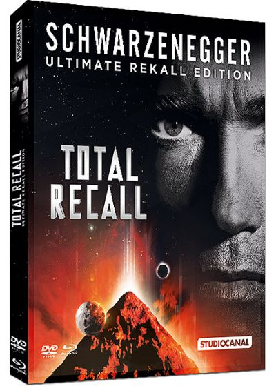Total Recall (Ultimate Rekall Edition - Blu-ray + DVD + Copie digitale) - Blu-ray