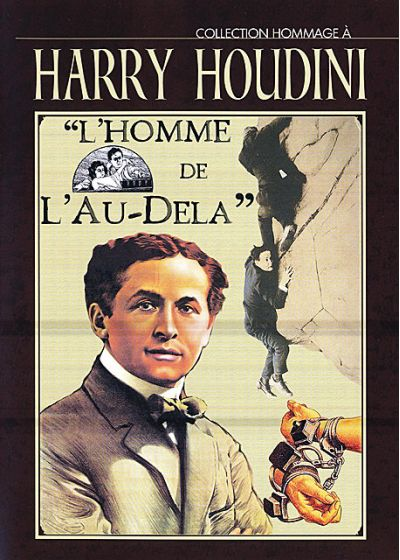Harry Houdini - L'homme de l'au-delà (DVD + CD) - DVD