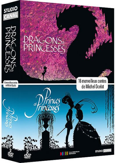 Dragons et Princesses + Princes et Princesses - DVD