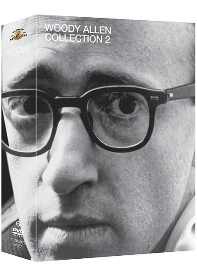 Woody Allen Collection 2 - Coffret 6 DVD (Pack) - DVD