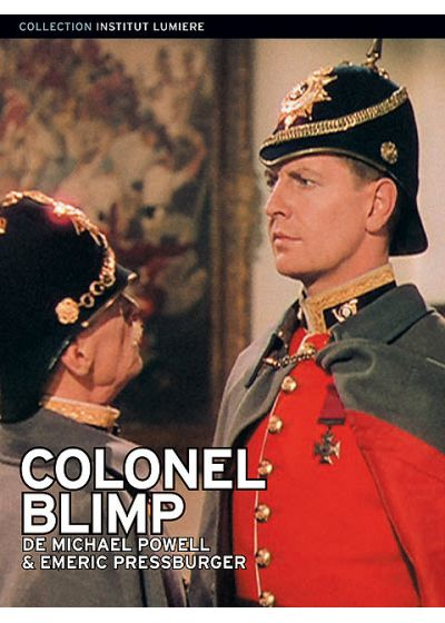 Colonel Blimp (Édition Collector) - DVD