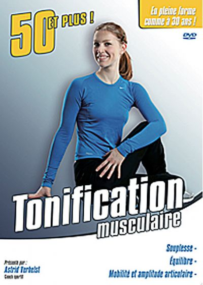 Tonification musculaire - DVD