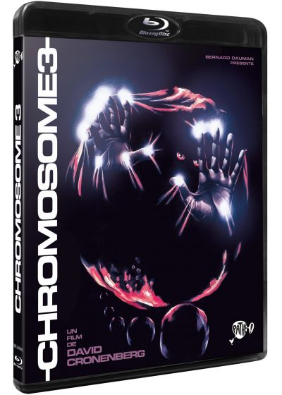 Chromosome 3 - Blu-ray