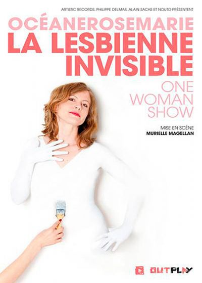 Océanerosemarie : La lesbienne invisible - One Woman Show - DVD