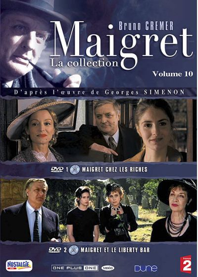 Maigret - La collection - Vol. 10 - DVD
