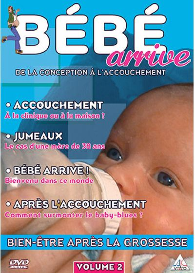Bébé arrive - Volume 2 - DVD