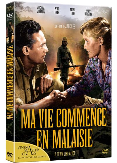 Ma vie commence en Malaisie (A Town Like Alice) - DVD
