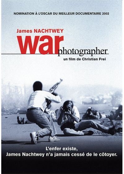 War Photographer - DVD